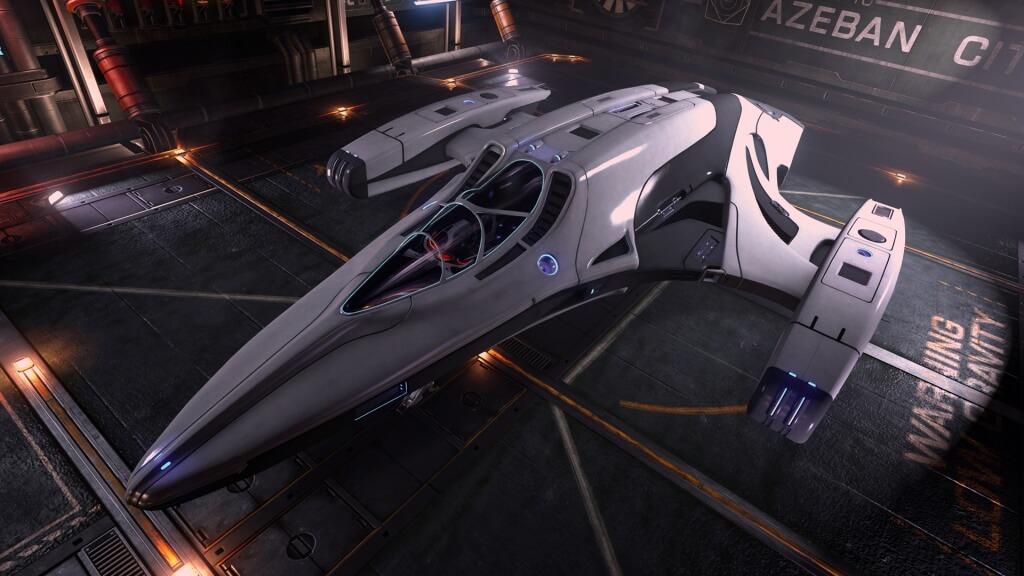 Новые космические корабли