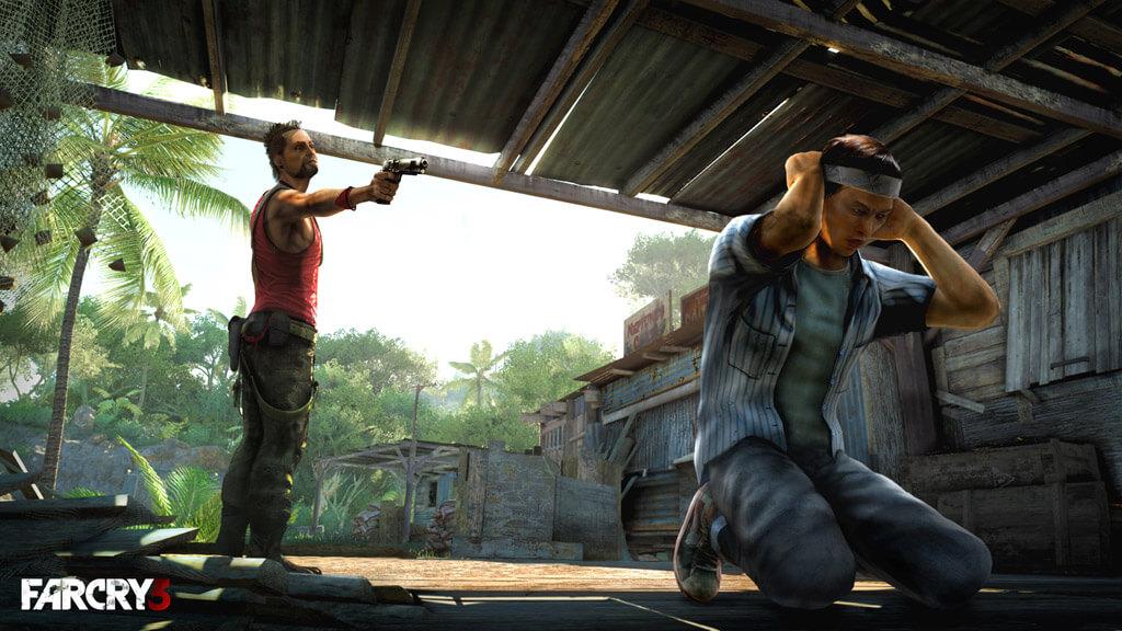 Нелинейный сюжет игры и действия персонажей