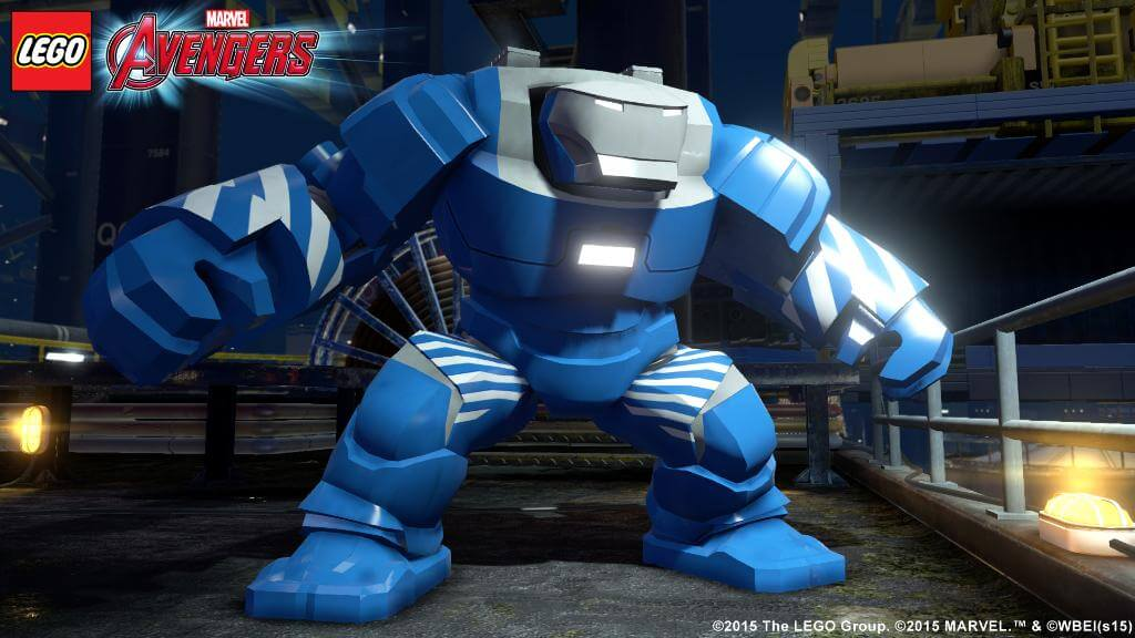 Один из новых игровых персонажей
