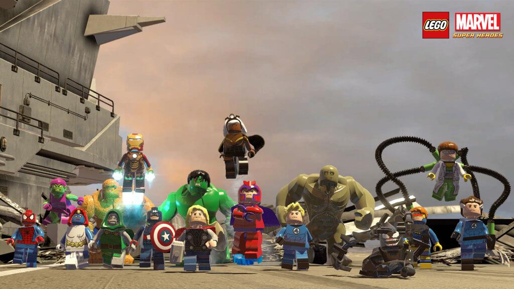 Стильные костюмы супергероев
