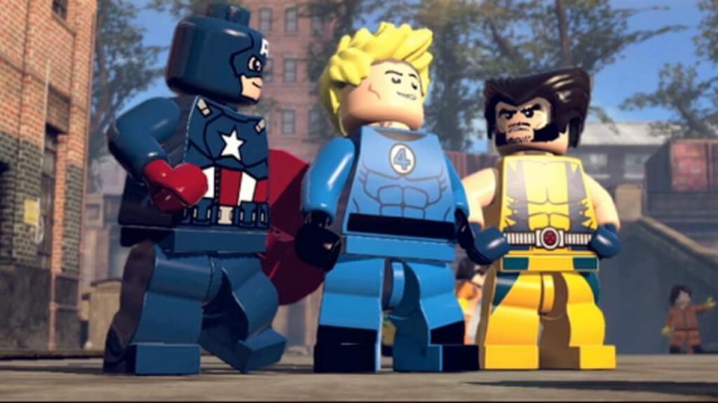 Супер Герои на страже порядка
