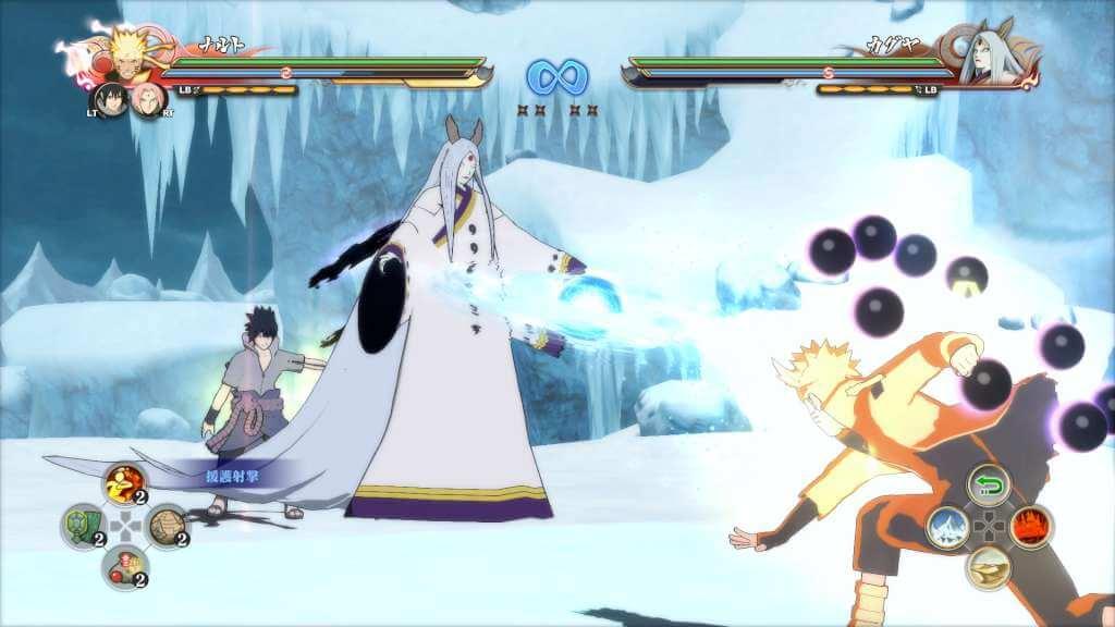 Наруто Саске Сакура против общего врага