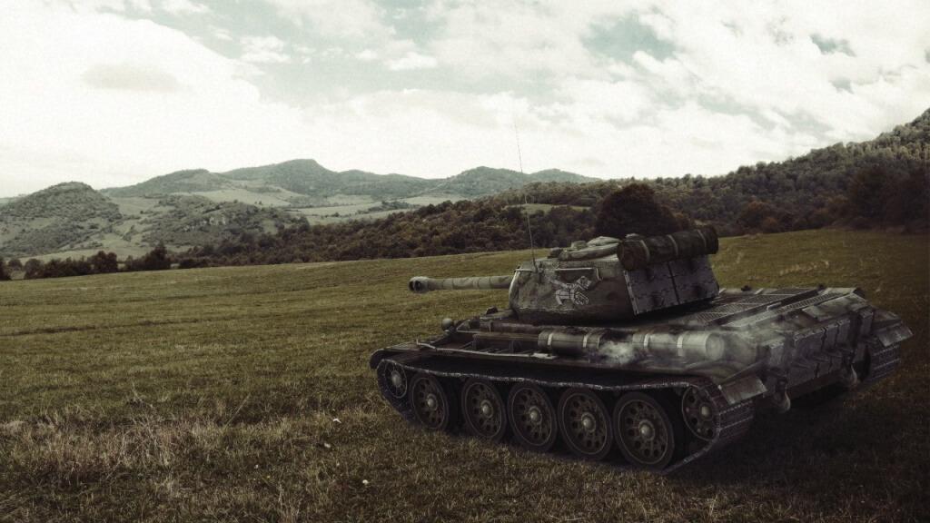 В путь, в мир Танков