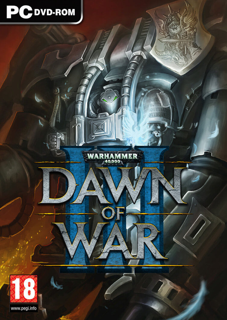 Warhammer 40000 Dawn of War 3
