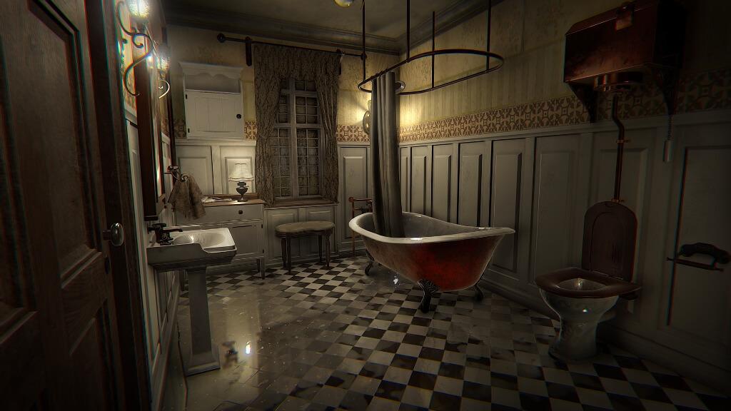 Тайные и ужасные комнаты