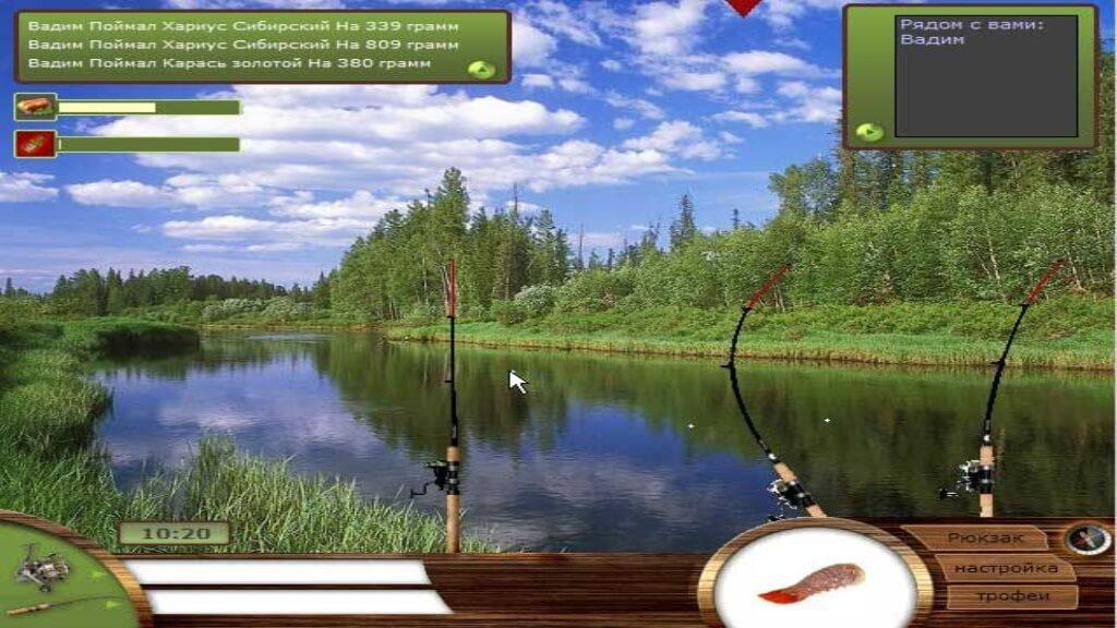 Русская рыбалка скачать бесплатно русская рыбалка 3. 9. 9. 34 камчатка.