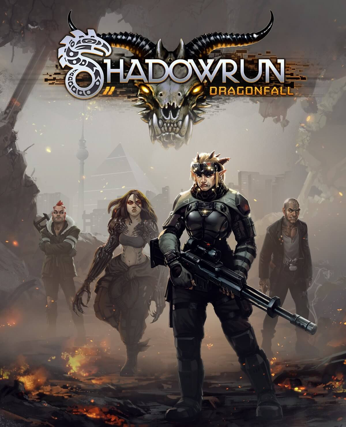 Shadowrun Dragonfall Director's Cut