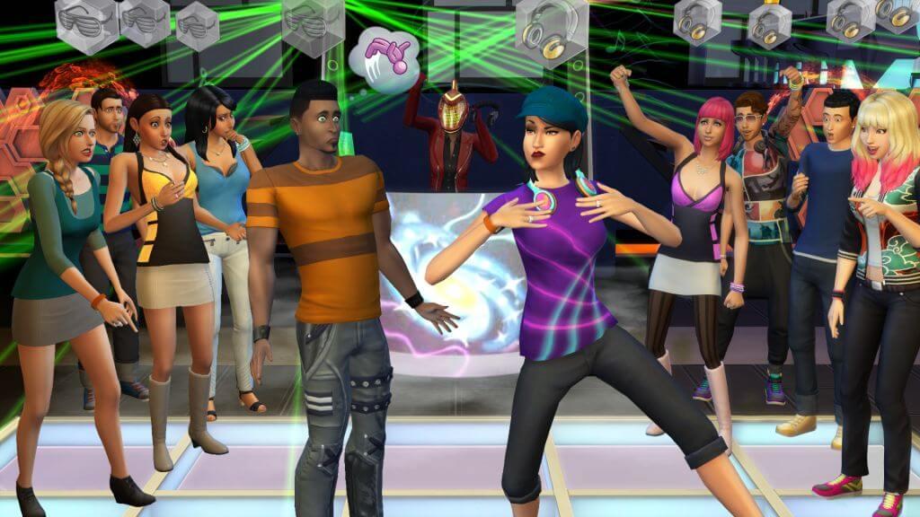Чумовые диско-танцы